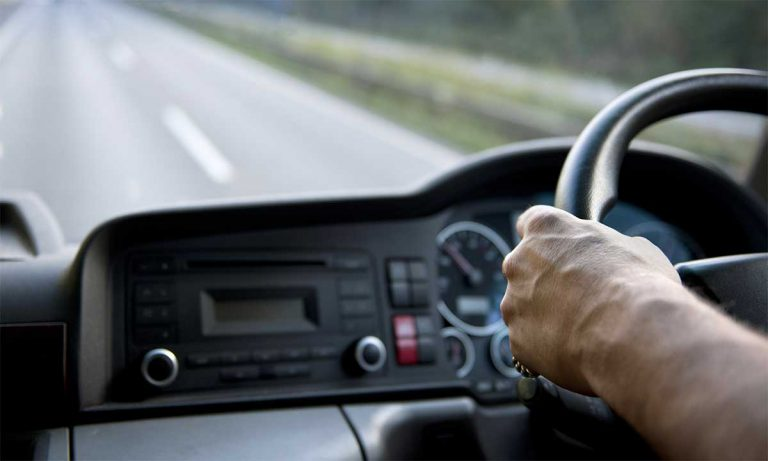The 3 Laws of Great HGV Driving