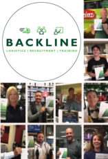 selection of clients visited by Backline